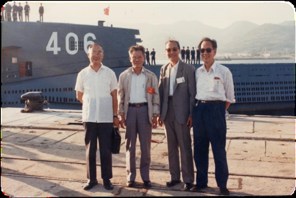 我国第一代核潜艇的四位总设计师