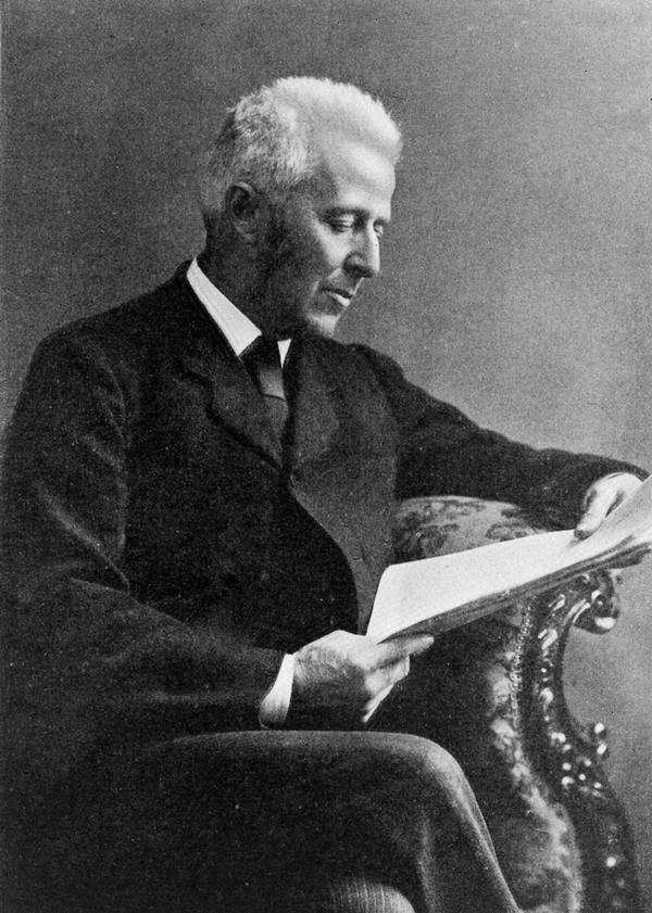 福尔摩斯的原型:约瑟夫·贝尔医生