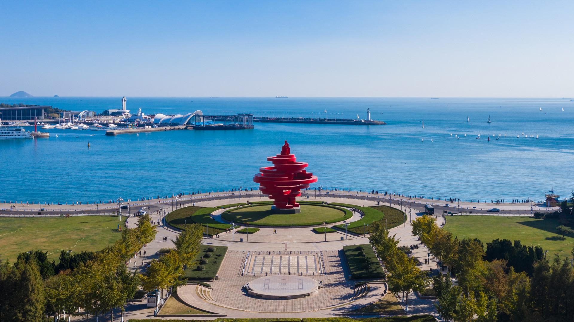 青岛市委书记王清宪:深度融入新发展格局 引领城市高质量发展