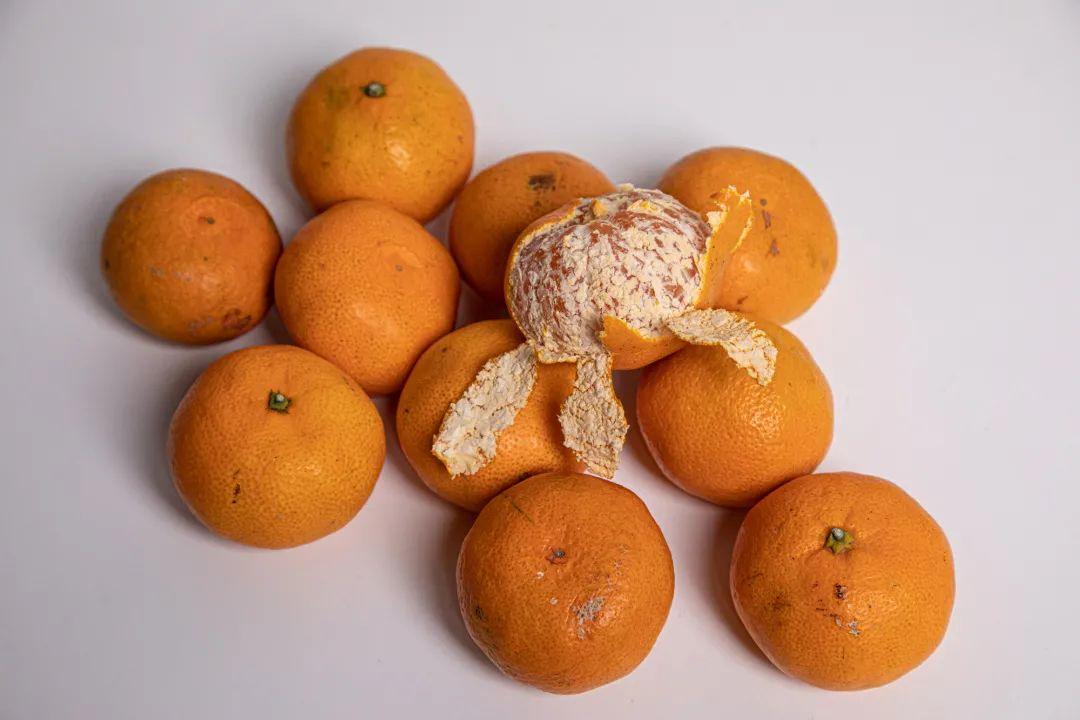 好吃到哭的橘子!皮薄如纸、无核无渣