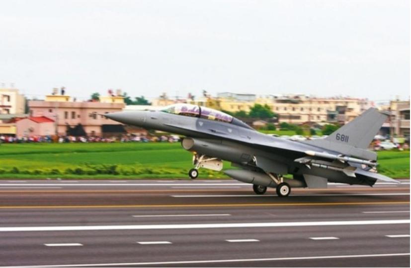 ▲F-16单座战机(资料图)