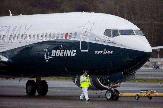 美媒:美国联邦航空局将批准波音737MAX复飞