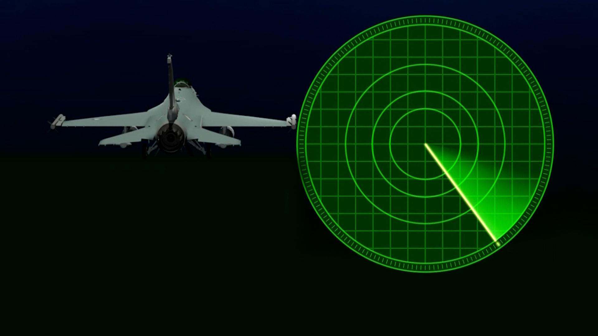 """""""飞行员驾F-16战机向大陆投诚""""?台防务部门:假消息(图2)"""
