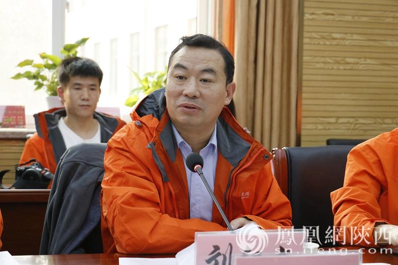 中国社会科学院法学研究所研究员、博士生导师刘仁文在陕西省司法厅座谈交流