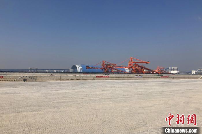 华中最大煤炭港口物流中心12月开港运营
