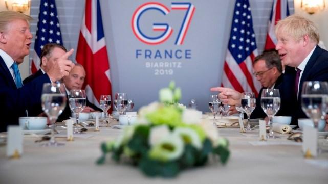 【迪士尼彩乐园免费邀请码】_特朗普不办G7峰会了?英国率先动手:已邀请拜登