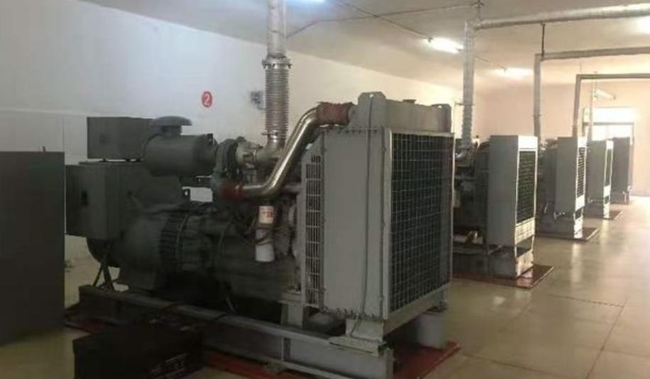 △旧有柴油自发电设备