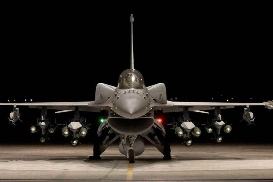 全新的F-16V防空、对地攻击能力大幅提升。