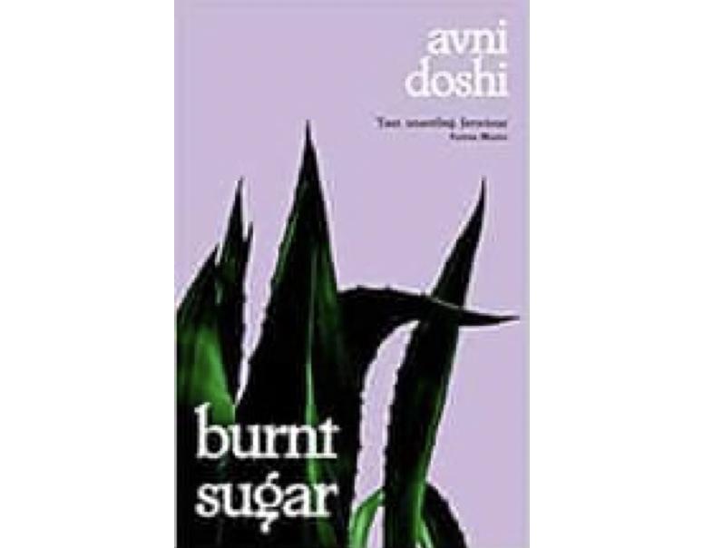 阿芙尼·多什(Avni Doshi)的《焦糖》(Burnt Sugar)