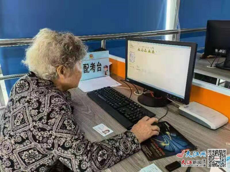取消限制首日南昌迎来77岁考生