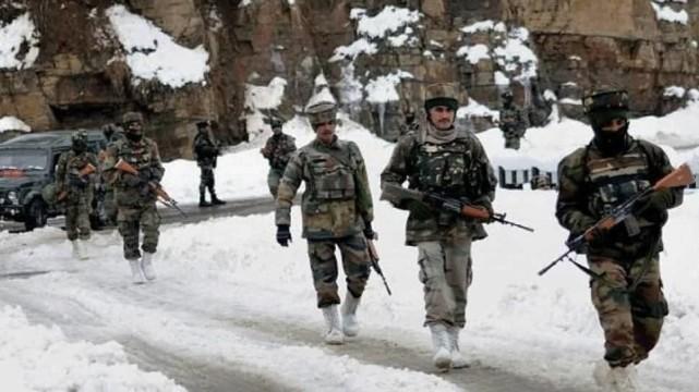 印度边境守军这个冬季怕是要挨冻了