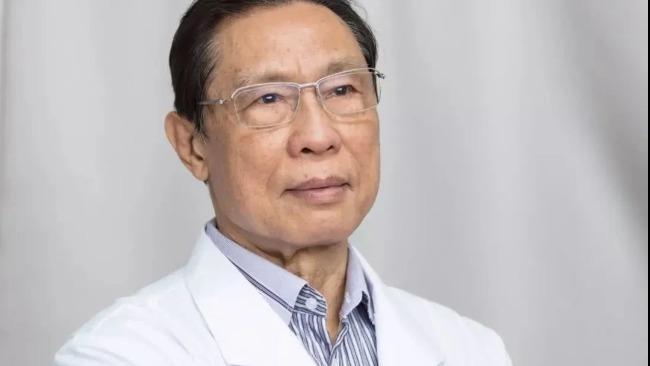 钟南山谈疫情期间最大压力:你判断错了 是生是死的问题