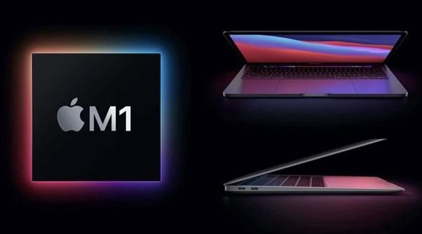 Intel无奈!苹果M1X曝光:大核暴力升级、性能要刷新纪录