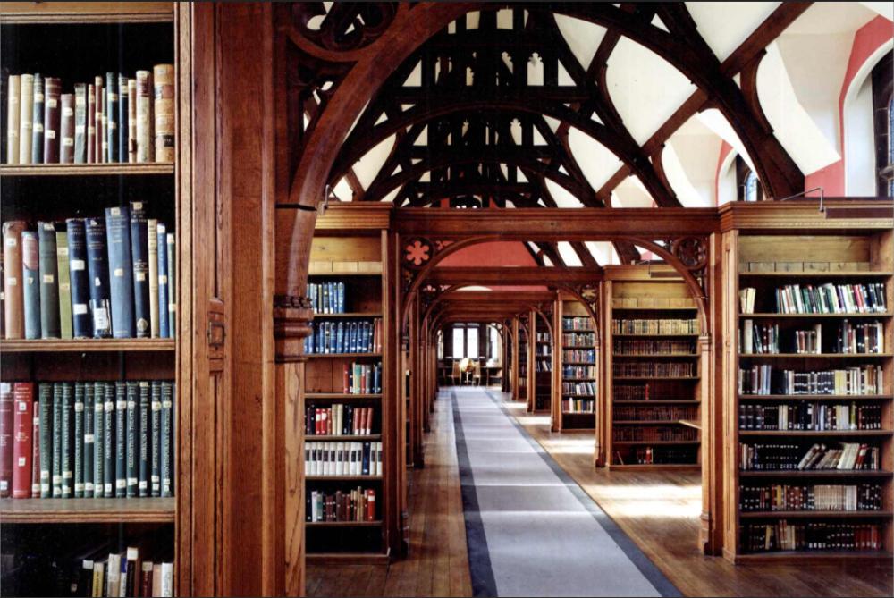 剑桥图书馆
