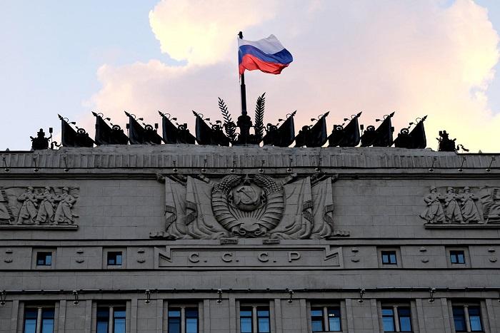 △俄外交部大楼 网图
