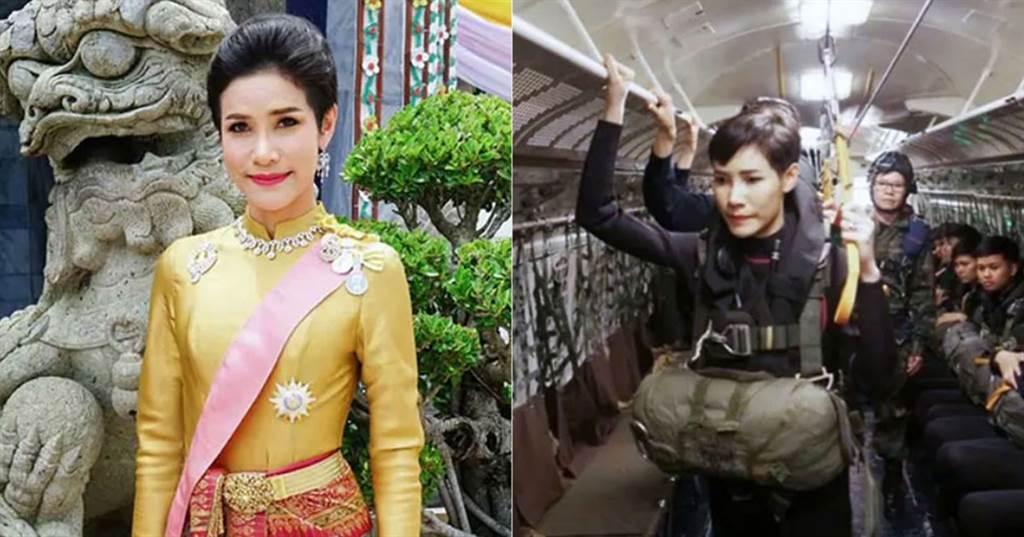 泰国王妃千张私密照外泄,疑似王后阻挡其回宫
