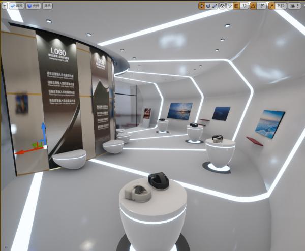 VR展厅效果图