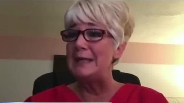 美国护士哭诉同事接连成了自己的病人