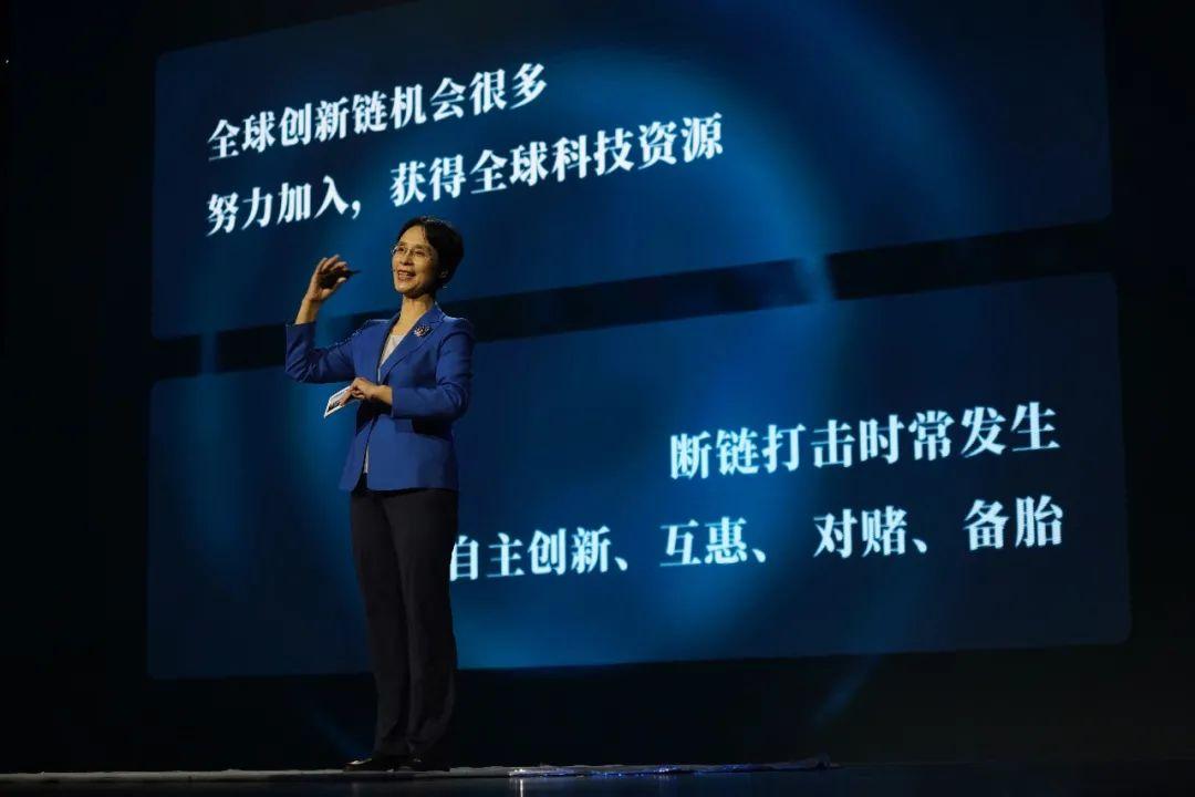 江小涓:数字经济带来许多新挑战,政府要改进,企业也要改进