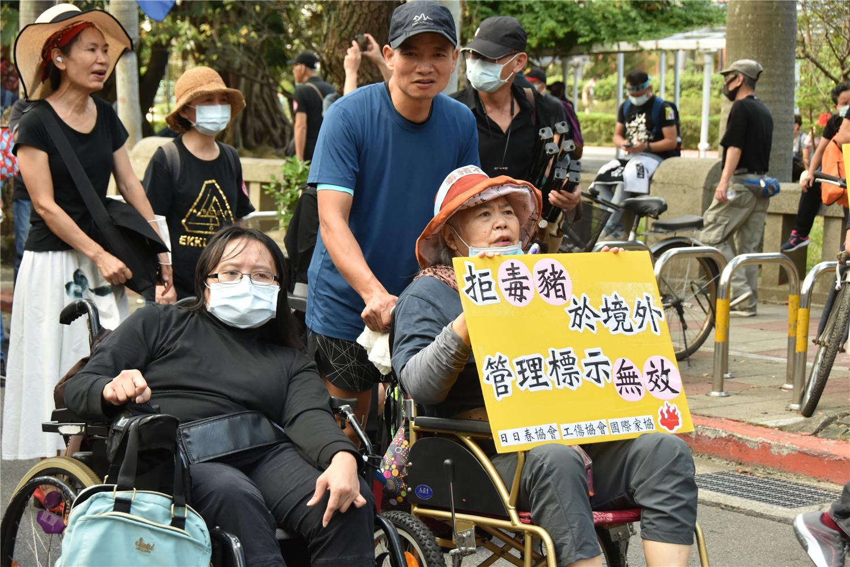"""台湾""""秋斗""""发出反美猪怒吼,民进党回应却称是要""""与世界接轨"""""""
