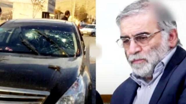伊朗科学家遇刺细节曝光:武器由卫星控制 仅用3分钟现场无杀手