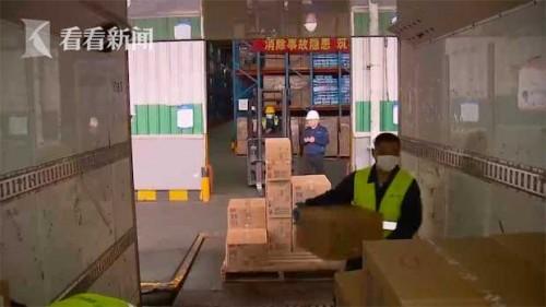 一个暖心的约定,一份光明的慰问——光明乳业补给物资送达上海浦东医院