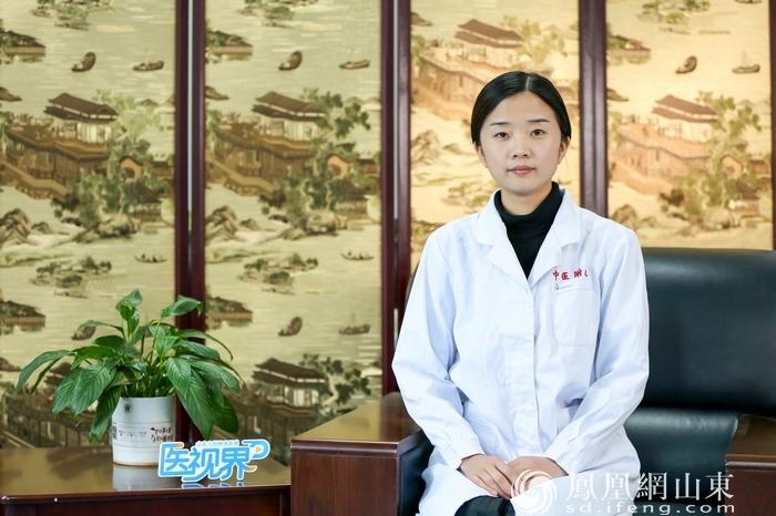 山东中医药大学附属医院消化内镜科主治医师 李玲玲