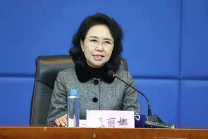 省委宣传部副部长省文化和旅游厅厅长 张丽娜