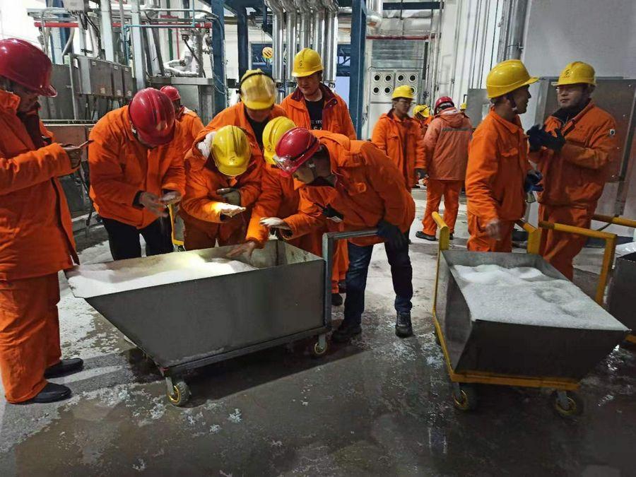 东明石化恒昌化工20万吨/年聚丙烯装置一次开车成功