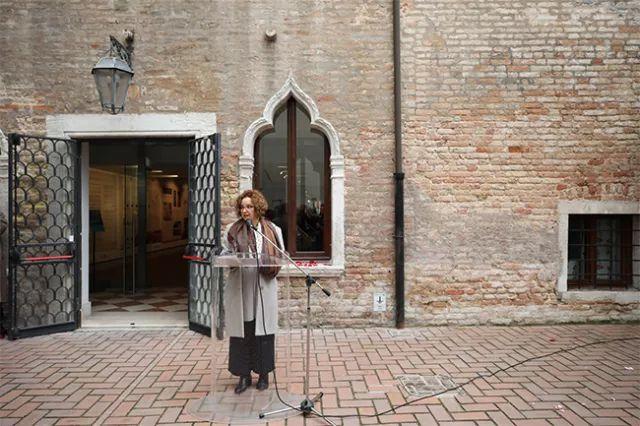 李吉雅(Tiziana Lippiello)女士致辞