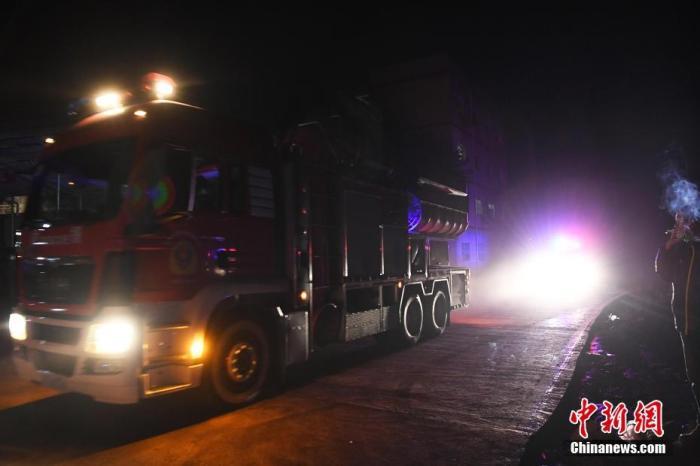 重庆永川吊水洞煤矿事故致23人遇难