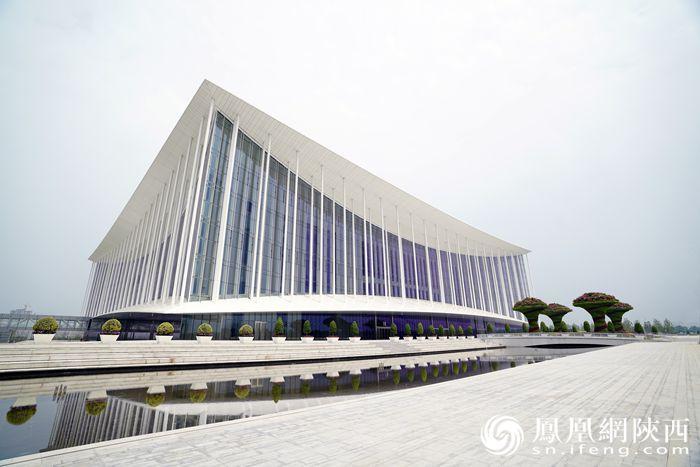 西安国际会展中心会议楼