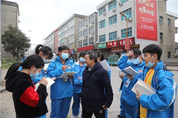 台州天台坦头中学:宪法宣传真抓实干