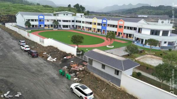 周覃镇幼儿园
