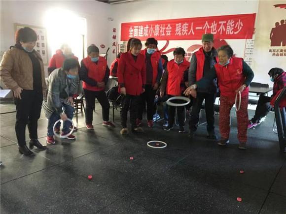台州天台泳溪:欢度国际残疾人日,共享发展成果