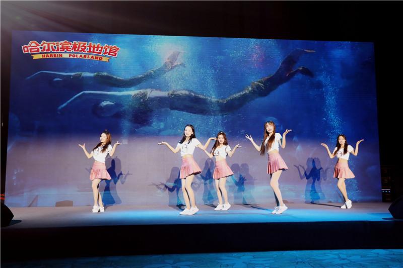 哈尔滨新区举办冬季旅游推介会 奏响摩登新区欢乐冰雪旅游季