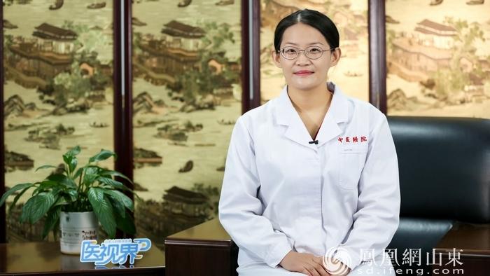 山东中医药大学附属医院消化内镜诊疗科主治医师 胡冬青