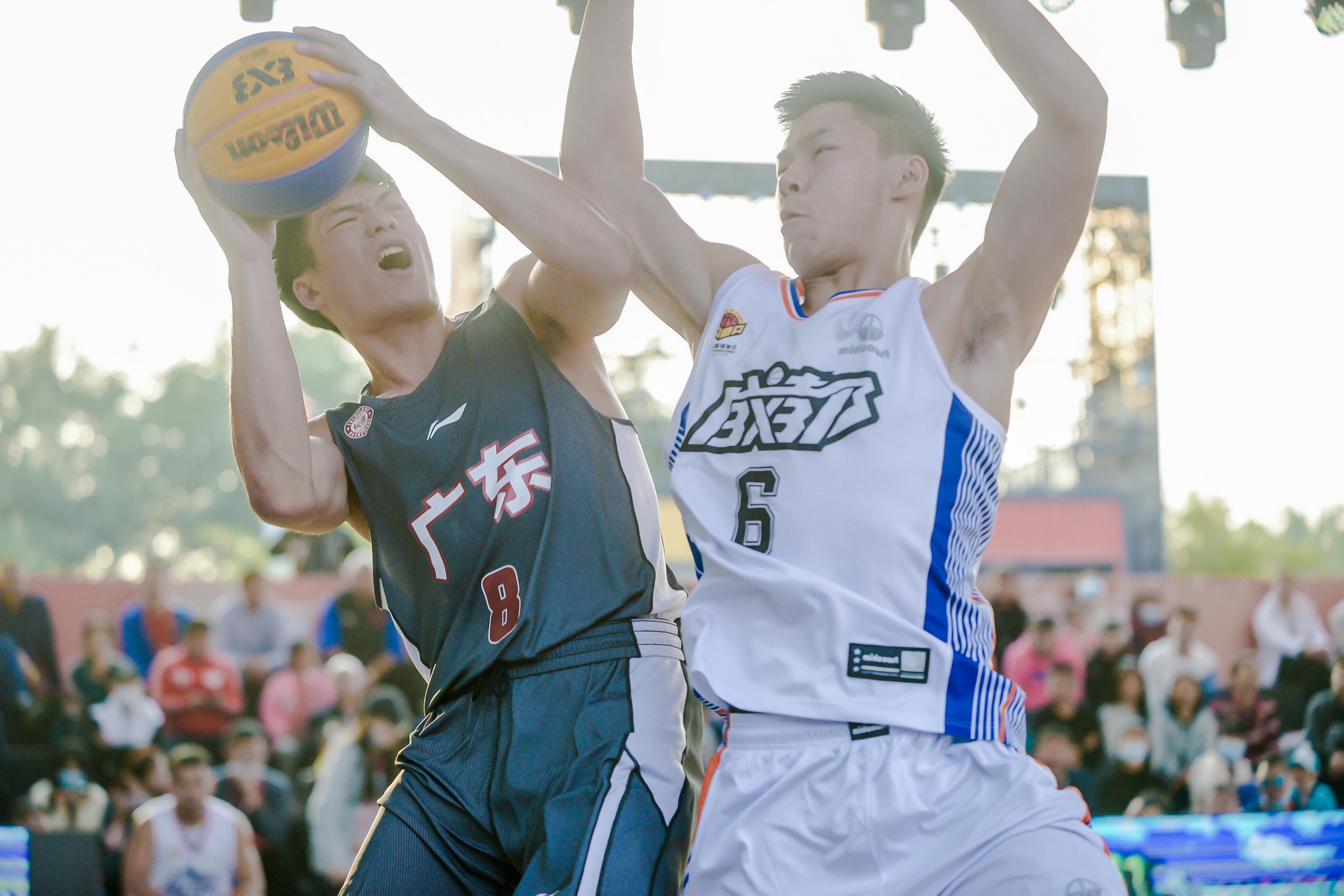 2020全国三人篮球俱乐部精英赛广州长隆站落幕