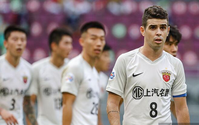 亚冠-上港0-2神户出局,连续四年被日本球队淘汰
