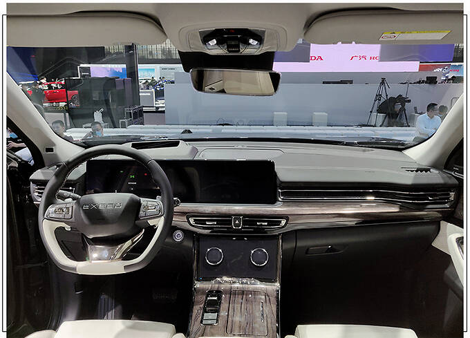 星途VX 2.0T车型本月陆续到店 预计售价19-22万元-图5