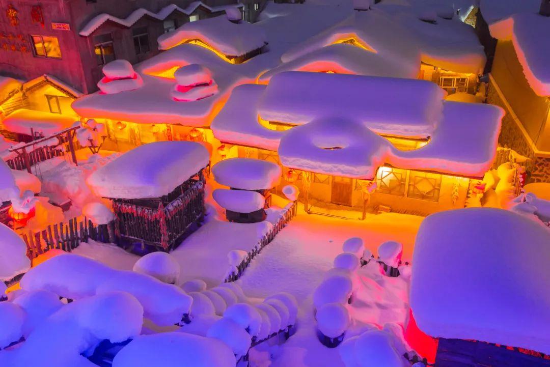 冬天去东北,一定要做这八件事!
