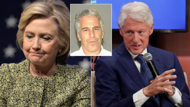 希拉里要闹离婚?前高级顾问再曝克林顿性丑闻