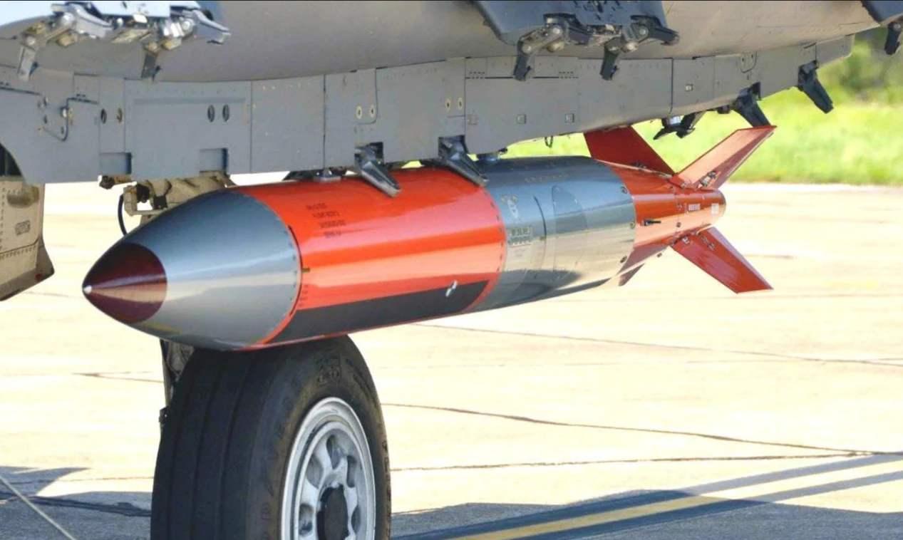 美军核炸弹