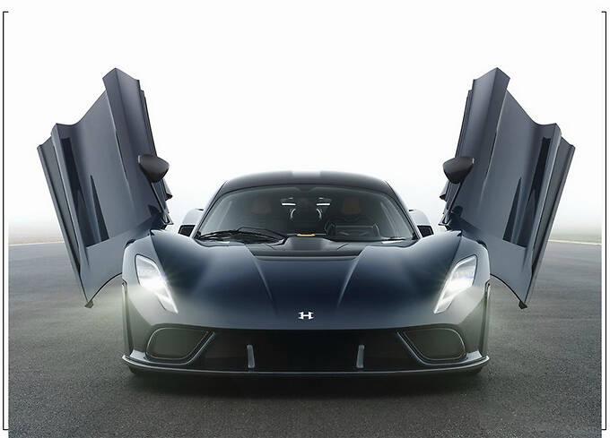 轩尼诗新车毒药F5发布碳纤维单体车身仅重86公斤-图5