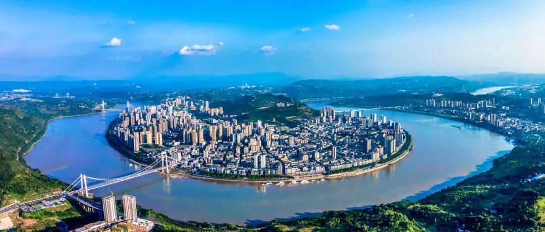重庆江津gdp_重庆上半年GDP12903亿元,涪陵江津保持领先,江北有望超越渝中
