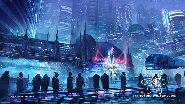 21世纪的科技巨变,是时候开始认真考虑我们的未来了