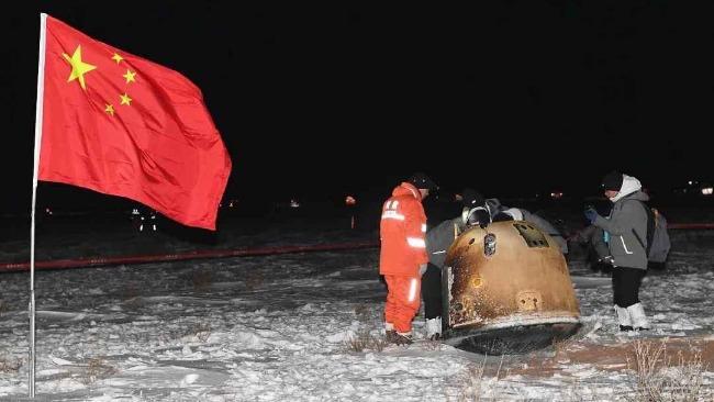 俄罗斯专家评价中国探月工程嫦娥五号任务:真太棒了