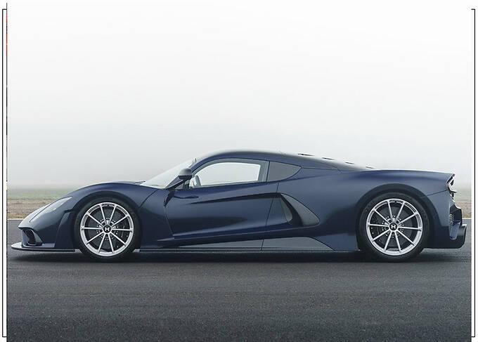 轩尼诗新车毒药F5发布碳纤维单体车身仅重86公斤-图4