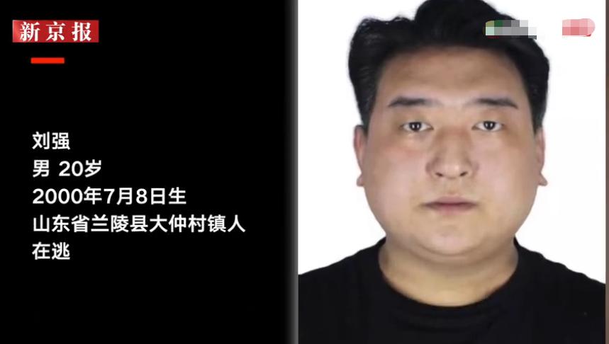 """山东临沂警方征集00后嫌疑人犯罪线索 因长相""""成熟""""引发关注"""