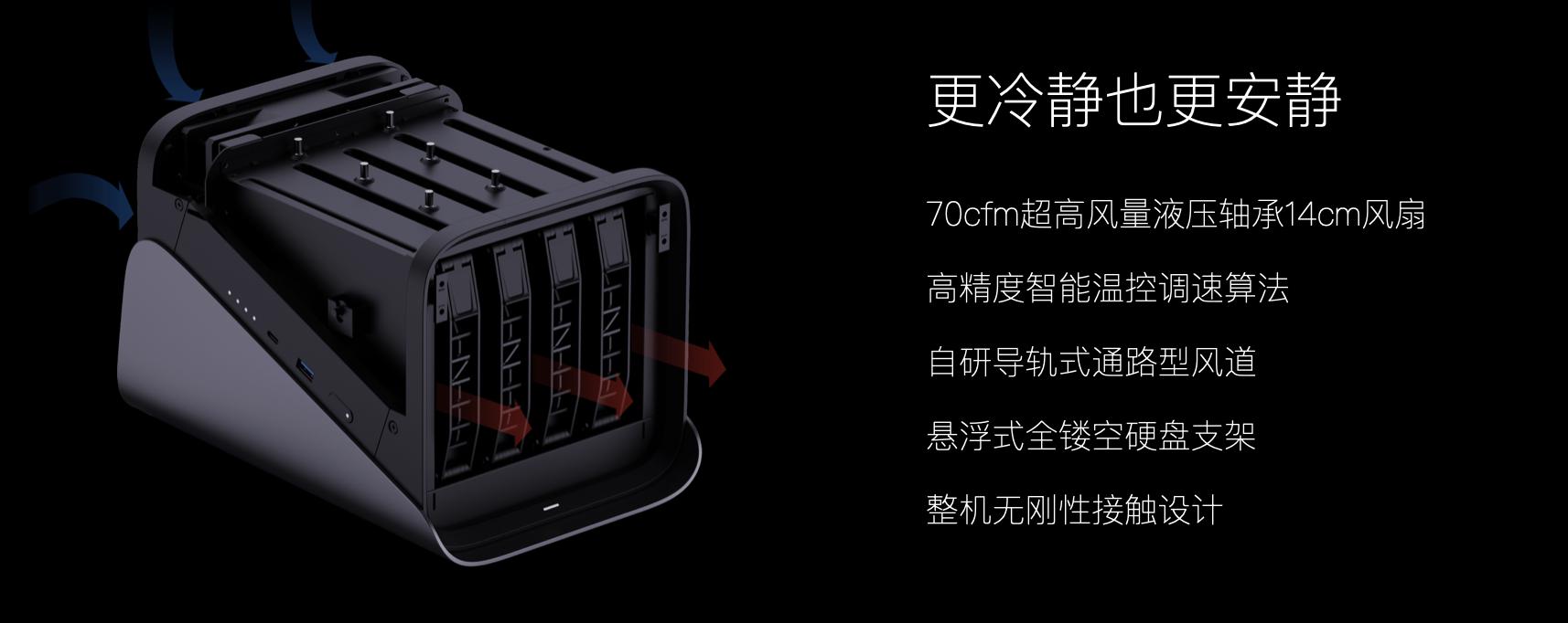 图片[8]-NAS新玩家 极空间Z2 / Z4 私人云正式发布,瞄准威&群 定价1199/2399元起-思安阁